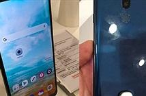 LG G7 ThinQ xuất hiện, có màn hình tai thỏ quá đẹp