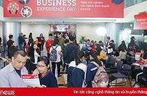 Gần 1.000 học sinh dự Ngày hội trải nghiệm các ngành kinh doanh tại Đại học RMIT