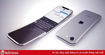 iPhone màn hình cong của Apple có thiết kế thế nào?