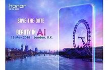 Honor 10 - Huawei P20 không tai thỏ - sẽ được ra mắt vào ngày 15/5 tại Anh?