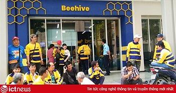 """Hàng trăm tài xế beBike """"quây"""" văn phòng Sài Gòn bức xúc vì bị giam thưởng: """"Tôi gác máy nghỉ 1 ngày, đêm đó Be báo tỷ lệ hủy lên 100%"""""""