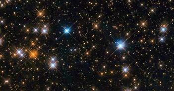 Bất ngờ diện mạo cụm sao đàn vịt hoang dã Messier 11