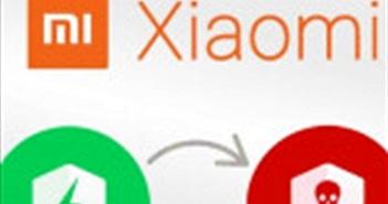 Lỗ hổng biến trình diệt virus trên smartphone Xiaomi thành malware