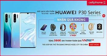 'Chơi lớn' như Huawei: đến quà tặng kèm cũng khiến dân tình phải trầm trồ