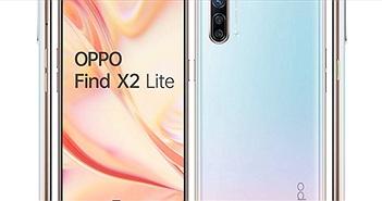 Oppo Find X2 Lite xuất hiện, vẫn có 5G