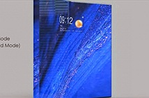 Sony Xperia XZ5 Fold cực đẹp thách thức Galaxy Fold 2
