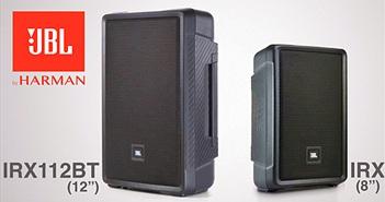 JBL IRX Series, loa PA trình diễn cơ động, karaoke chống hú, giá tốt