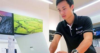 Mở hộp MacBook 12inch chính hãng màu xám của Apple tại Hà Nội