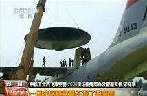 Tận mắt quá trình TQ chế vận tải cơ thành máy bay cảnh báo sớm