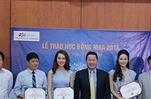 Cơ hội giành học bổng MBA 100 triệu đồng cho người đạt điểm AQ trên 150