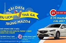 """Giới trẻ săn lùng gói Facebook Data 3.000 đ/ngày để """"rinh"""" Mazda6"""