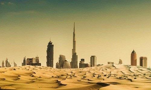 UAE tính kéo băng Nam Cực về đối phó khô hạn