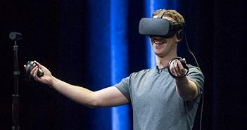 """Facebook vừa đổi tên hãng thực tế ảo Oculus, đưa ra thuật ngữ mới """"Facebook Reality"""""""