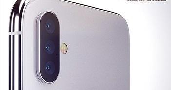 iPhone trang bị 3 camera ra mắt vào năm 2019
