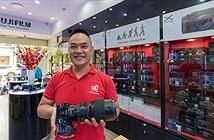 Trên tay ống kính Fujifilm GF 250mm F4 và loạt phụ kiện cho máy ảnh Medium Format GFX tại Việt Nam