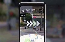 Điện thoại Pixel cập nhật khả năng hướng dẫn đi bộ AR
