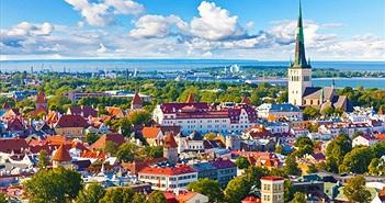Dân số chỉ bằng 1/6 Hà Nội nhưng Estonia đã trở thành nhà tiên phong công nghệ tại Châu Âu như thế nào?