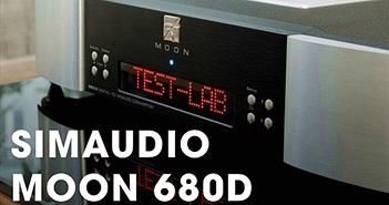 "Simaudio Moon 680D - ""Analog hóa"" nguồn nhạc streaming"