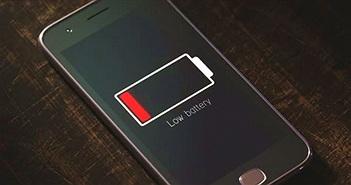 5 ứng dụng điện thoại gây hao pin nhanh nhất