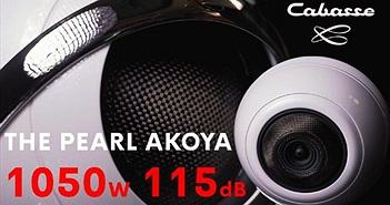 Cabasse The Pearl Akoya - Loa không dây hi-end 1050W chuẩn audiophile