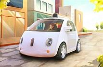 Google công bố thông tin xe tự lái gây tai nạn