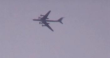 """""""Sát thủ săn ngầm"""" Tu-142M Nga xuất hiện ở Syria làm gì?"""