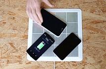Biến điện thoại của bạn thành sạc không dây chỉ bằng một miếng dán
