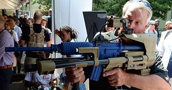 Súng trường mới giúp lính Mỹ sẽ bắn không cần ngắm