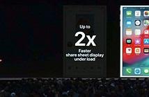 Đánh giá iOS 12: Nhanh hơn, thông minh hơn