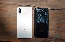 So sánh Xiaomi Mi 8 và Mi 6: thiết kế lột xác hoàn toàn, camera cải tiến