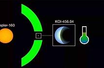 Tìm thấy ảnh phản chiếu của Hệ Mặt trời
