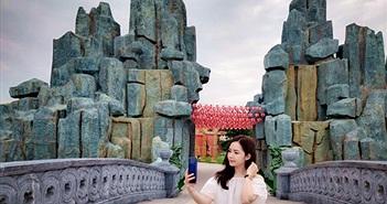 'Lạc lối' trong vườn Nhật Bản tại Hà Nội cùng Vsmart Live