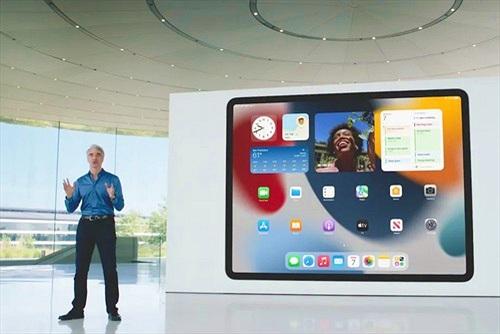 iPadOS 15 ra mắt: widget cho màn hình chính, bảo mật hơn, đa nhiệm mạnh hơn