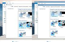 Hướng dẫn cách đổi màu cho thanh tiêu đề màu trắng của Windows 10