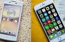 iPhone 6 tụt hạng, Oppo Neo 5 bán chạy nhất tháng 6
