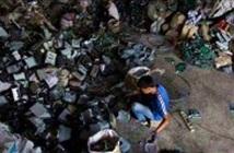 Bãi rác điện tử - tội ác của công nghệ