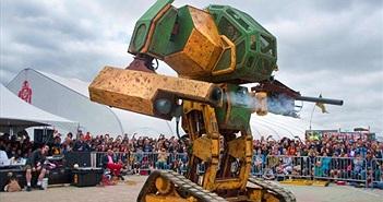 """""""Đại chiến robot"""" Mỹ - Nhật"""