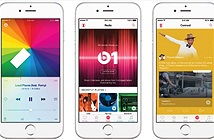 """Spotify bị người dùng """"hắt hủi"""" vì Apple Music"""