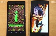 Bphone vượt Xperia Z4 về tốc độ khởi động 10 ứng dụng liên tục