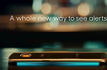 Samsung lại tung clip khoe Galaxy S6 edge dìm hàng cả iPhone 6 và G4