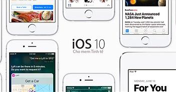 Hướng dẫn cài đặt iOS 10 Beta cho mọi người