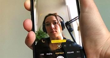 Thủ thuật: Làm thế nào để chụp ảnh selfie đẹp bằng iPhone X