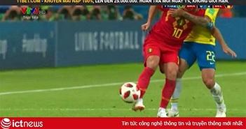 """Mỏi tay """"bắt"""" link vi phạm bản quyền trận tứ kết World Cup 2018"""