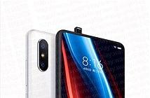 Xiaomi Mi MIX 3 tiếp tục lộ ảnh mặt trước: không tai thỏ, cằm cực nhỏ