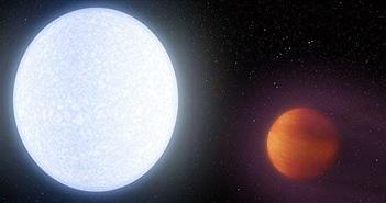 Hành tinh hơn 4.000 độ C nóng nhất vũ trụ