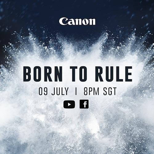Canon khuâý động thị trường máy ảnh 2020 bằng sự kiện Born To Rule