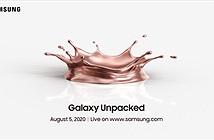 Samsung sẽ mở hộp Galaxy Note 20, Z Fold 2, Z Flip 5G vào ngày 5/8?