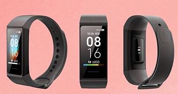 Xiaomi trình làng vòng đeo tay thông minh giá rẻ Mi Smart Band 4C
