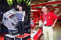 Chủ tịch kiêm CEO MSI bất ngờ qua đời ở tuổi 56