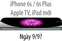 Apple sẽ ra mắt iPhone, Apple TV và iPad đời mới vào ngày 9/9?